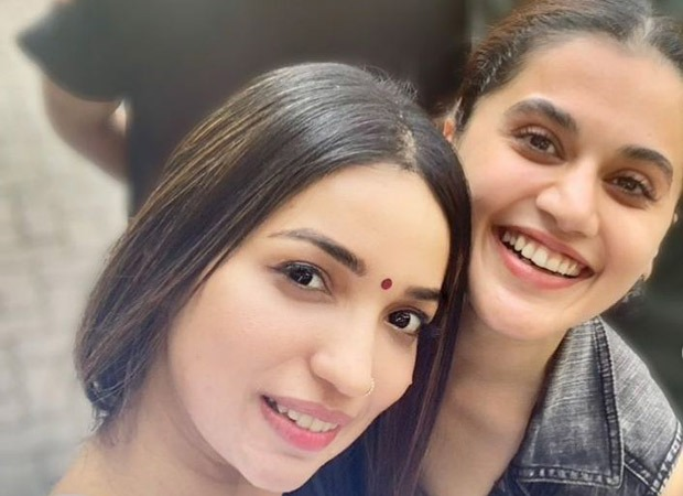 Ahead of the release of Haseen Dillruba, Kanika Dhillon sends out a sweet message for Taapsee Pannu