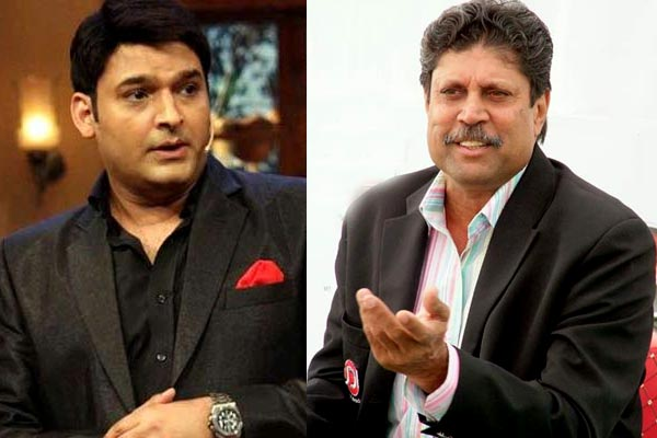 Kapil Dev To Meet Kapil Sharma