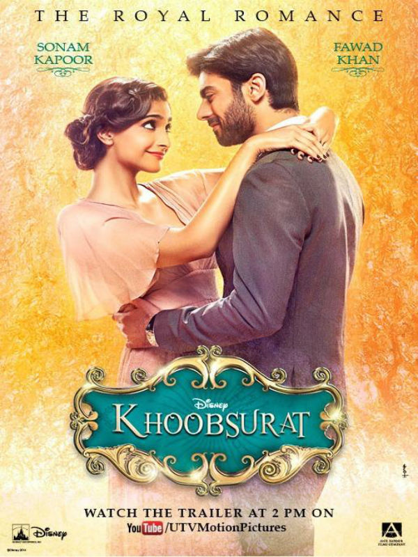 Image result for khoobsurat poster
