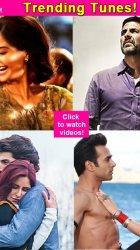 Trending tunes: Katrina Kaif's Yeh Fitoor Mera, Akshay Kumar's Soch Na Sake and Sonam Kapoor's Gehra Ishq are a hit this week!