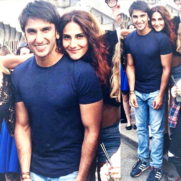 Image result for vaani ranveer