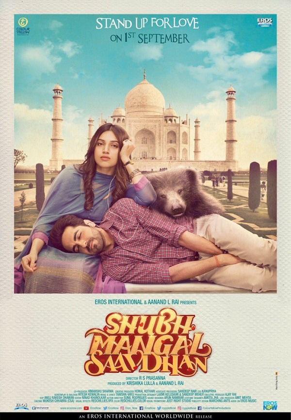 Image result for shubh mangal saavdhan poster