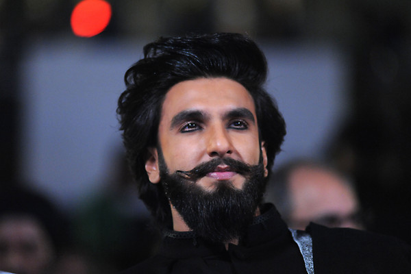 Ranveer Singh Shaved Off His Beard To Play Younger