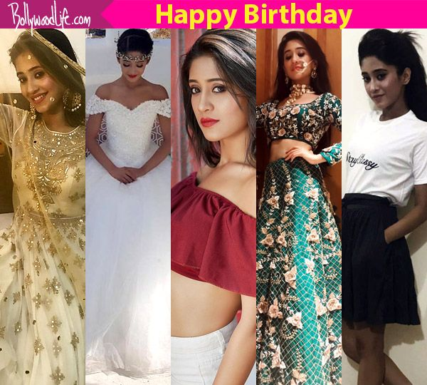 Happy birthday Shivangi Joshi: 23 pictures that depict her impeccable style statement
