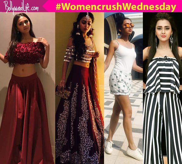 #WomencrushWednesday: Rishta Likhenge Hum Naya actress Tejasswi Prakash is a flawless beauty and you can't agree more
