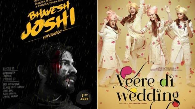 Harshvardhan Kapoor has a rather logical reasoning behind Bhavesh Joshi Superhero clashing with Sonam Kapoor's Veere Di Wedding