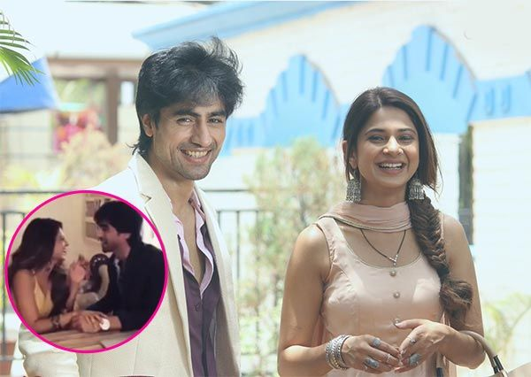 [WATCH VIDEO] Here's how Harshad Chopda and Jennifer Winget rehearse for Bepannaah