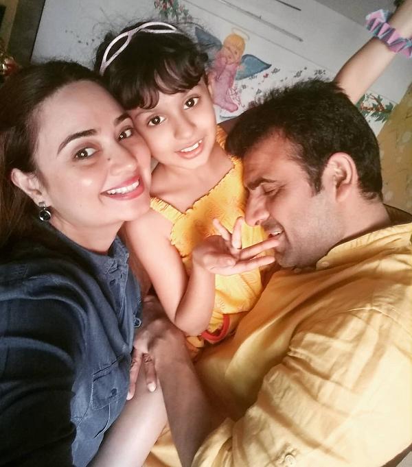 PICS Husbandwife Shalini and Rohit Sagar to reunite on