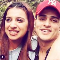 Priyanka and Benafsha