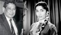 Sadhana and RK Nayyar