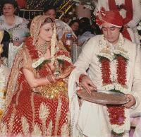 Riddhima Kapoor Sahni and Bharat Sahni