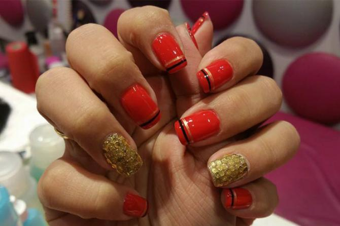Images Courtesy Simar S Nail Bar