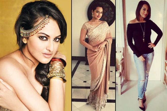 sonakshi sinha before and after weight loss revealing the incredible