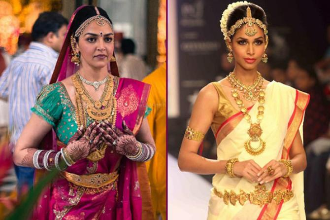 12 Strikingly Beautiful Kamarband Designs For The Brides To Be