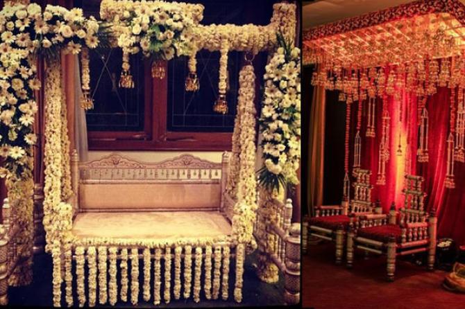 7 Creative Ways To Make Kaliras A Part Of Your Wedding Decor