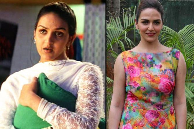 Esha Deol weight loss