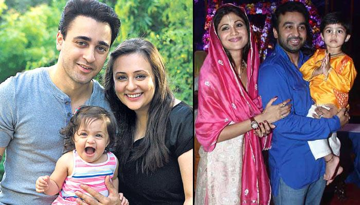 Bollywood Celebrity Husbands Who Took Paternity Leave For