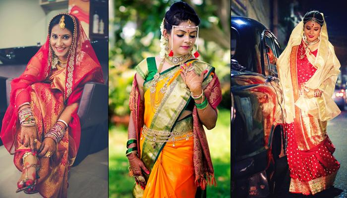 5 Inspiring Looks Real Indian Brides And Their Stunning