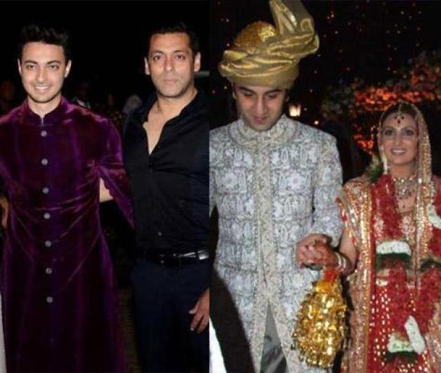 Popular Real Life Bollywood Brother Sister Duos At Their Siblings Wedding Celebrations