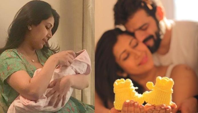 Ankita Bhargava Shares The First Picture Of Bringing Her Newborn Daughter, Mehr Home After Delivery