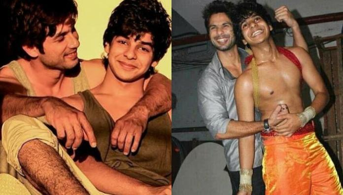 Ishaan Khatter Remembers Working On The Sets Of Brother, Shahid Kapoor's This Superhit Film