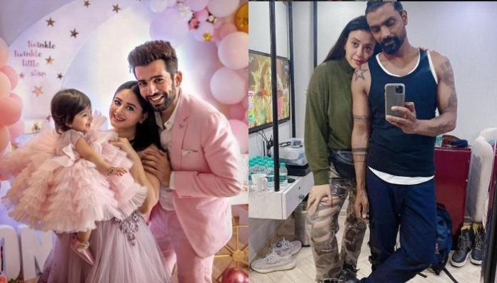 Mahhi Vij And Jay Bhanushali Run Into Remo D'Souza And His Wife On Their Goa Vacay With Little Tara