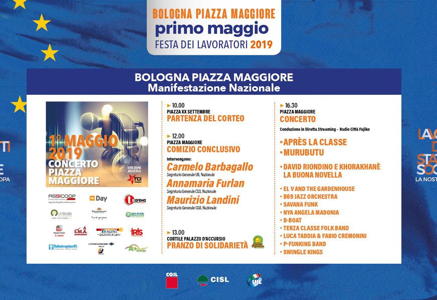 Tutti gli eventi a Bologna