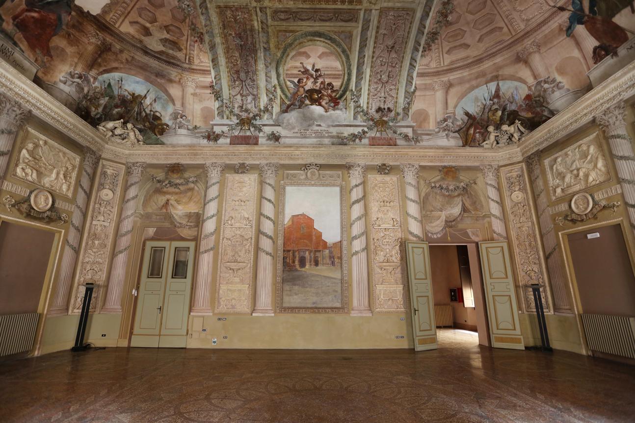 SetUp 2018 Palazzo Pallavicini nuova casa per la Fiera