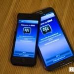 Le déploiement de BlackBerry Messenger sur iOS et Android stoppé