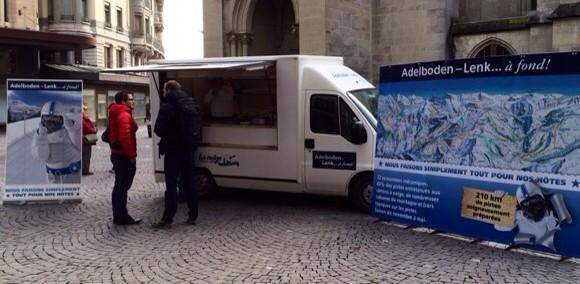 adelboden-lenk à Lausanne