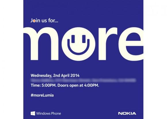Nokia Event More Lumia