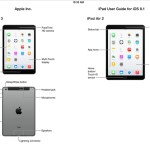 Apple officialise l'iPad Air 2 et l'iPad Mini 3 par erreur