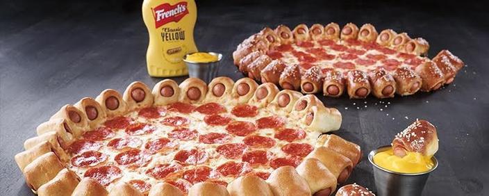 Pizza Hot-dog Pizza Hut