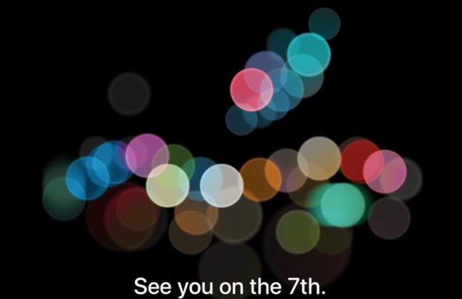 Apple Keynote 07.09.2016