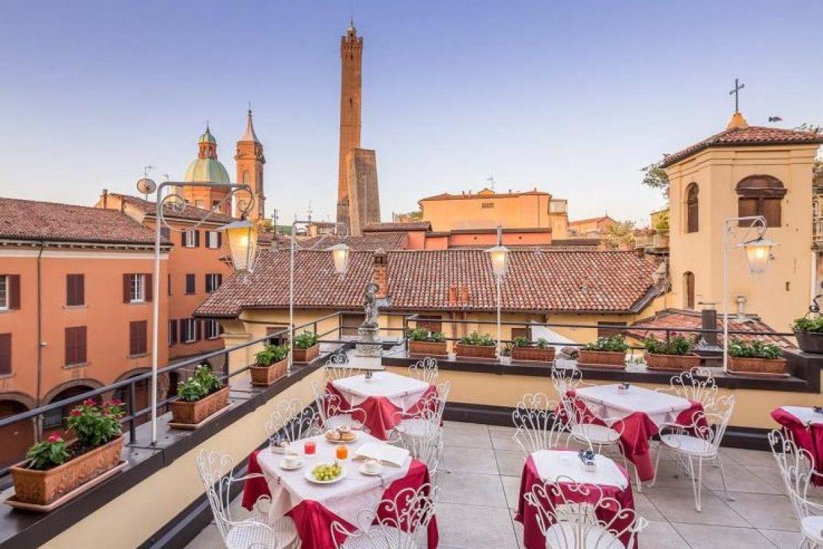 Aperitivo in centro a Bologna al Best Western Hotel San