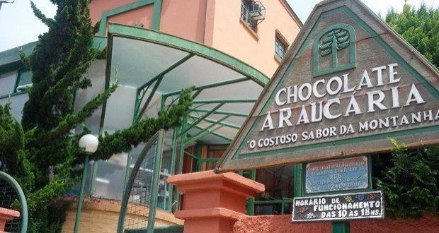 Chocolate de Campos do Jordão