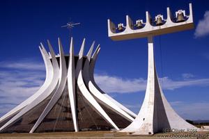 Catedral-Metropolitana-em-Brasilia