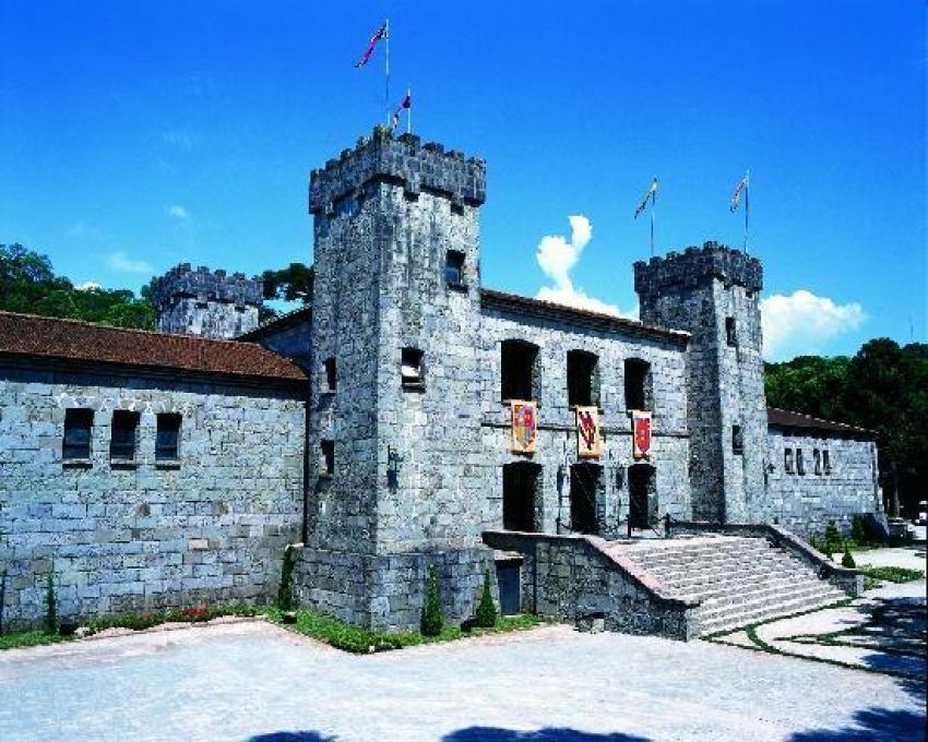 Château Lacave em Caxias do Sul na Serra Gaúcha