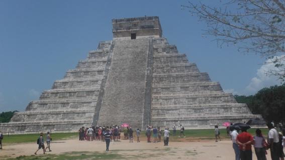 Chichen Itzá no México