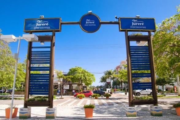 Jurerê Open Shopping Fonte jurere.com.br