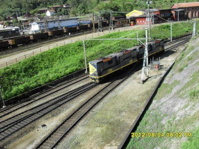 Paranapiacaba é o primeiro patrimônio ferroviário