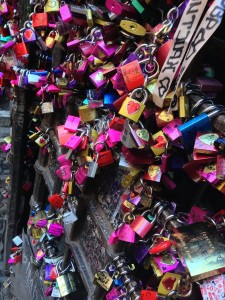 Portão da Casa de Julieta - Cidade de Verona - Itália - Foto de Susan Buranelo