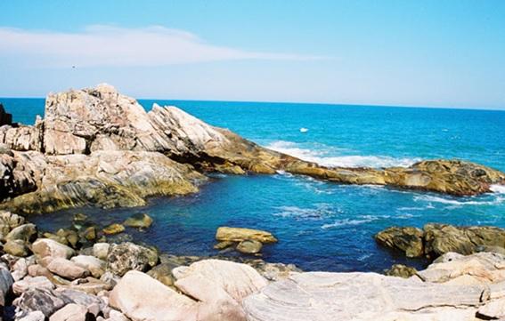 Praia de Taquaras em Balneario Camboriu