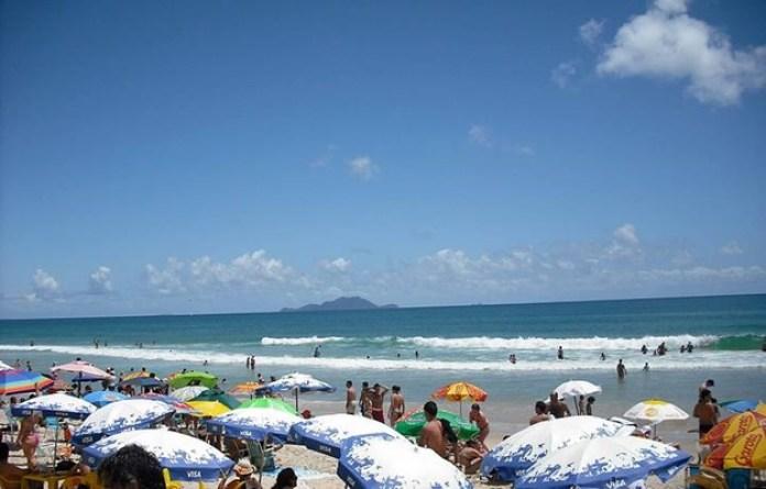 Praia dos Ingleses entre as melhores praias de Florianópolis