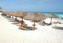 Praia de Cancun
