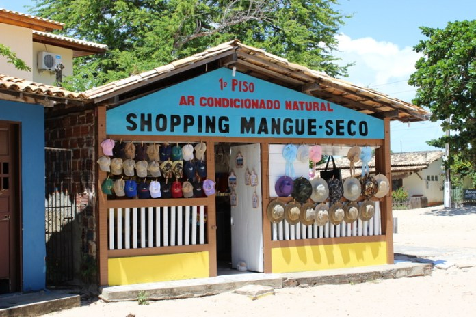 Shopping de Mangue Seco