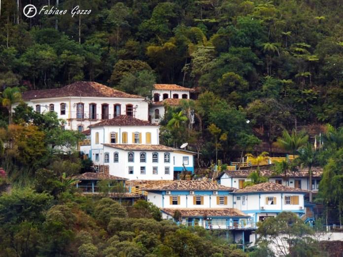 Casarões em Ouro Preto