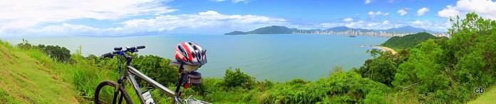 Cicloturismo Costa Verde & Mar em Itajaí