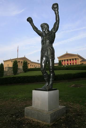 Foto do Museu de Arte da Philadelphia