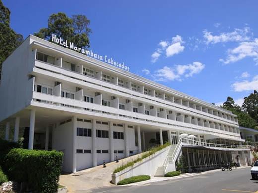 Hotel Marambaia Cabeçudas em Itajaí